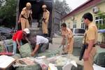 Nạn buôn lậu đang diễn biến nghiêm trọng ở Hà Nội