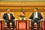 Đặc phái viên của Tổng Bí thư nói gì với Chủ tịch Trung Quốc?