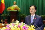 Thủ tướng phân công các Bộ trưởng chuẩn bị báo cáo Quốc hội
