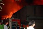 Số người chết cháy ở Hà Nội đang tăng lên
