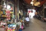 Tiểu thương nghèo chợ Cầu Diễn còn khổ đến bao giờ?