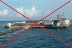 Việt Nam phản đối Trung Quốc cải tạo phi pháp trên bãi Chữ Thập