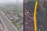 """Chính phủ yêu cầu Hà Nội báo cáo về """"con đường dát vàng"""""""