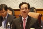 Thủ tướng Nguyễn Tấn Dũng: Việt Nam quyết tâm tái cơ cấu nền kinh tế