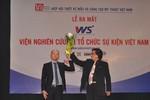 Ra mắt Viện Nghiên cứu và Tổ chức Sự kiện Việt Nam