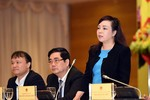 """""""Điều thấm thía nhất"""" của Bộ trưởng Nguyễn Thị Kim Tiến"""