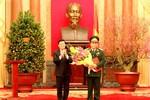 Phó Chủ tịch Quốc hội Huỳnh Ngọc Sơn được phong hàm Thượng tướng