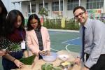 Chuyện vui thầy cô giáo người nước ngoài đón Tết Việt Nam
