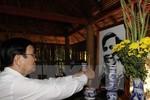 Chủ tịch nước Trương Tấn Sang chúc Tết tại Tây Ninh và Bình Dương