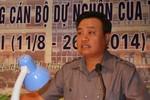 Ông Trần Sỹ Thanh giữ chức Phó Chủ nhiệm Ủy ban Kiểm tra Trung ương