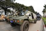 Việt Nam chuẩn bị khí tài hiện đại đảm bảo an ninh IPU - 132