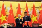 """Việt - Trung kiên trì thực hiện phương châm """"4 tốt, 16 chữ"""""""