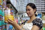 Từ 20/4, 50 sản phẩm sữa sẽ giảm giá 0,4% - 4%