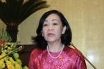 """Bà Trương Thị Mai lo lắng: """"Trái tim có lúc đúng, lúc sai"""""""