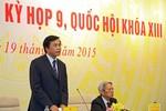 Quốc hội tiếp tục bàn về Cảng Hàng không Quốc tế Long Thành