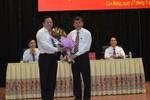 Cao Bằng có Chủ tịch tỉnh mới