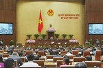 Quốc hội nghỉ họp sớm: Đại biểu đồng tình hay thiếu nhiệt huyết?