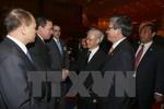 Tổng Bí thư gặp gỡ đại diện các tầng lớp xã hội Việt Nam - Hoa Kỳ