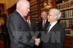 Các nghị sĩ Hoa Kỳ quan tâm cao độ đối với tình hình Biển Đông