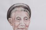 Những bức vẽ xúc động về người mẹ bất tử của dân tộc Việt Nam