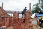 Mỗi hộ nghèo được vay 25 triệu đồng để xây, sửa nhà