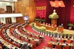 Trung ương biểu quyết lần thứ nhất danh sách nhân sự mới ban chấp hành khoá XII