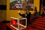 Bộ Chính trị phân công Bí thư Thành ủy Hà Nội