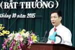 Thủ tướng phê chuẩn Chủ tịch tỉnh Nam Định