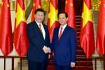 Thủ tướng Nguyễn Tấn Dũng nói gì với ông Tập Cận Bình về vấn đề trên biển?