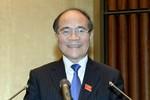 """Chủ tịch Quốc hội: """"Hà Nội đứng thứ 26 thì không thể chấp nhận được"""""""