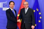 Chủ tịch Ủy ban châu Âu ủng hộ Việt Nam duy trì hòa bình trên Biển Đông