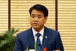 Tân Chủ tịch Hà Nội hứa trung thành với Tổ quốc, Nhân dân