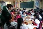 Học sinh Thủ đô Hà Nội học lớp học mới (VNEN) như thế nào?