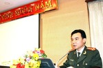 Đại tá Nguyễn Anh Tuấn giữ chức Phó Giám đốc Công an Hà Nội