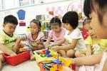 Kéo dài một số chính sách với trẻ em và giáo viên mầm non