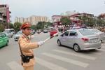 Hà Nội phân luồng giao thông 30 tuyến phố từ 20 đến 28/1