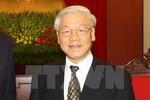 Phân công nhiệm vụ Ủy viên Bộ Chính trị, Ban Bí thư khóa XII