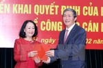Bà Trương Thị Mai chính thức giữ chức Trưởng ban Dân vận Trung ương