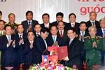 Hoàn thành hệ thống mốc quốc giới Việt - Lào
