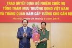Chủ tịch nước bổ nhiệm Tổng Tham mưu trưởng Quân đội Nhân dân