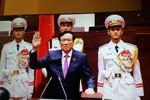 """Chánh án Nguyễn Hòa Bình hứa """"đề cao kỷ luật"""" và """"liêm chính"""""""