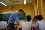 Cấp phép cho giáo viên nước ngoài dạy tại cơ sở giáo dục phổ thông