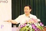 """Phó thủ tướng Vương Đình Huệ: """"Nhắc nhở sai phạm không xong thì kỷ luật"""""""