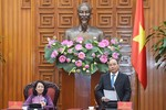 Chính phủ phối hợp với Ban Dân vận Trung ương nhiều nhiệm vụ quan trọng