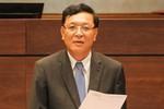 """Bộ trưởng """"trận đánh lớn"""" trở lại làm việc tại Đại học Thương Mại"""