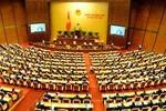 Khai mạc kỳ họp thứ 2 Quốc hội khóa XIV