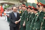 """""""Kiên quyết không chấp nhận tư tưởng phi chính trị hóa lực lượng vũ trang"""""""