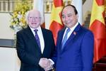 Việt Nam-Ireland tăng cường hợp tác, trong đó có giáo dục đại học