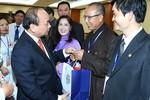 Thủ tướng lắng nghe doanh nhân hiến kế phát triển đất nước