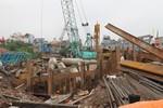 Thực hiện các công trình khẩn cấp của Tổng Công ty Đường sắt Việt Nam